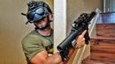 Будущее рядом - стрельба из-за угла с камерой на оружии   Разрушительное ранчо   Перевод Zёбры