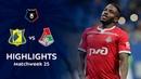 Highlights FC Rostov vs FC Lokomotiv (1-2)