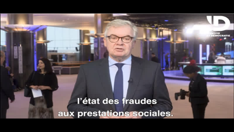 J P Garraud va signaler de vastes détournements de fonds publics au Procureur national financier