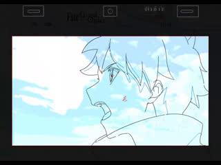 Sakuga: Kawakami Yu - Fate/Grand Order: Babylonia