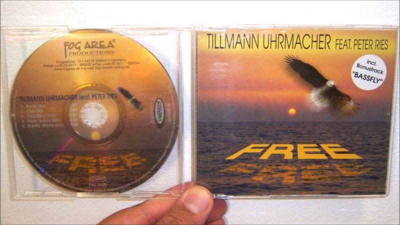 Tillmann Uhrmacher Featuring Peter Ries Free 2000 Club mix