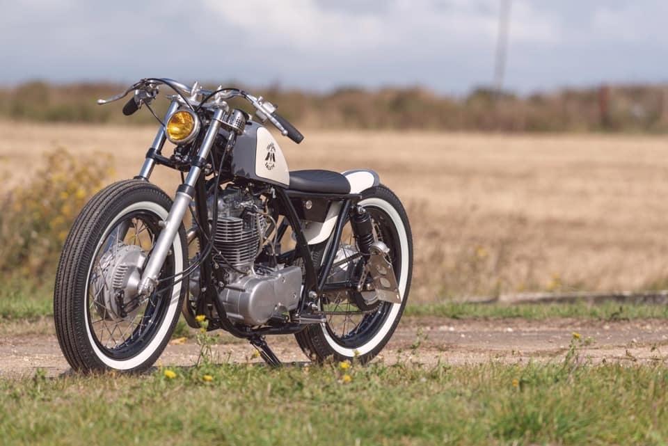 Smith & Son, Боббер Yamaha SR400