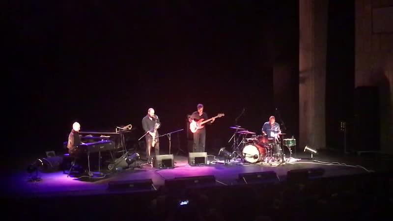 Nik Bärtschs Ronin - Live @ ZIL | Moscow | 4.10.2019