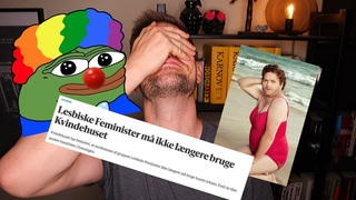 Klovne-Danmark: LGTBQ aktivister afviser lesbiske, der ikke vil have sex med mænd
