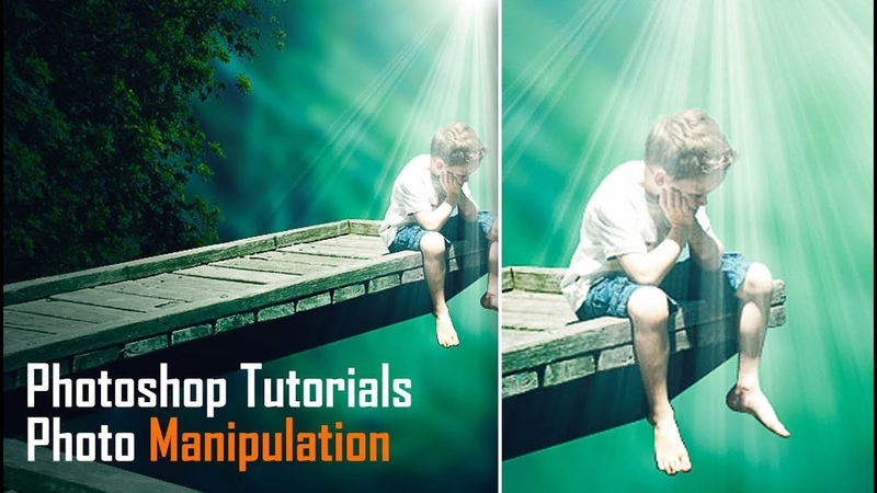 Manipulation of Photoshop Tutorials | Natural Light Affects - The Corner of the Child