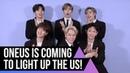 ONEUS Plays Charades to Celebrate the USA Tour!