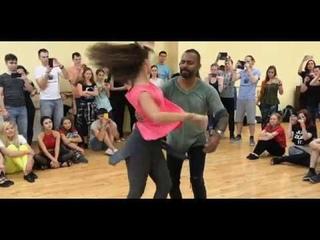 Alex & Mathilde - Brazuka Dance Festival 2018 - Demo 2