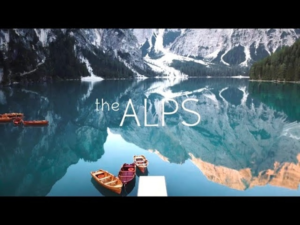 The Alps EUROPA 6COUNTRYS 4K Drone iPhone X