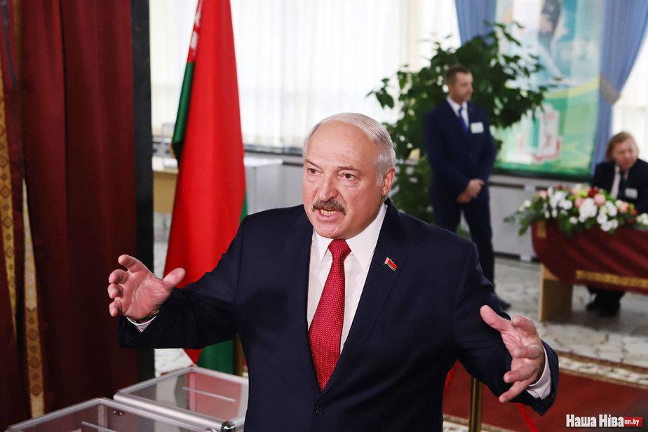 Лукашенко о России: Нахрена нужен кому такой союз