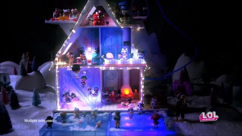 LOL Surprise! Winter Disco Chalet Commercial_1.mp4