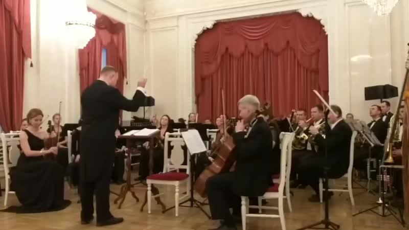 Шереметьевский Дворец Симфонический оркестр Olympic Symphony Orchestra