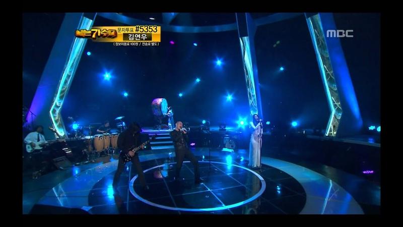 1R(1) 11, Yim Jae-beum Empty glass, 임재범 빈잔 I Am A Singer 20110508