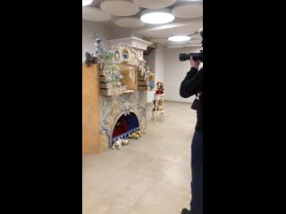 Открытие нового здания Мурманского областного театра кукол