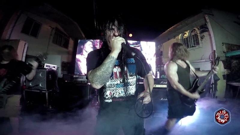 Devourment Live in Manila 2017 ► Festering Vomitous Mass