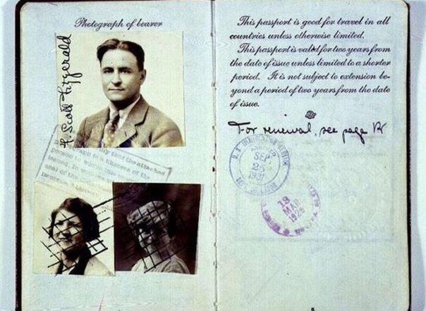 Документы знаменитостей: каким было их фото на паспорт