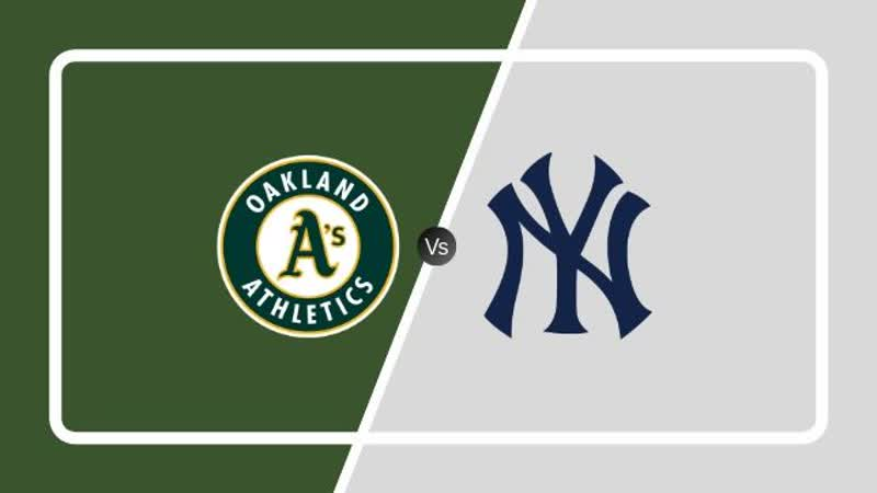 AL / 01.09.2019 / OAK Athletics @ NY Yankees (3/3)