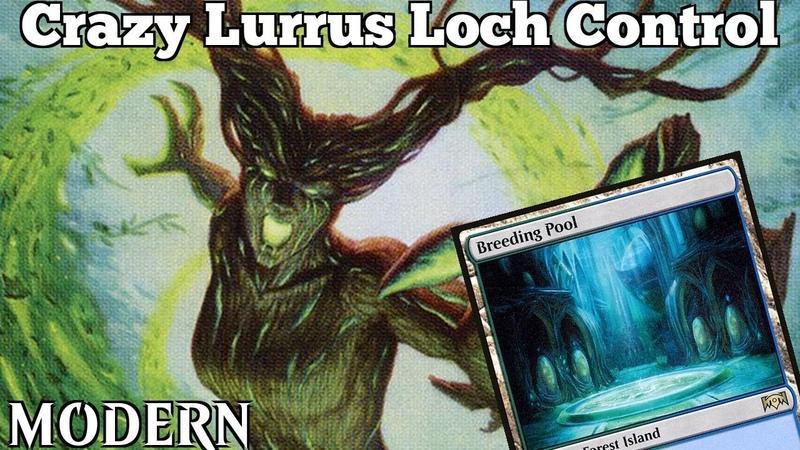 Crazy Lurrus Loch Control | Modern [MTGO] | Sultai Lurrus Control | Modern