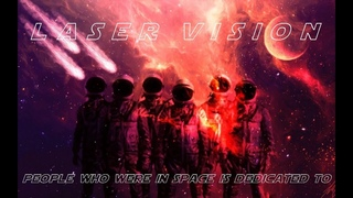 space mission of astronauts - spacesynth megamix by laser vision 2019