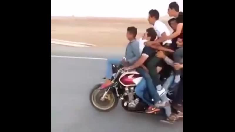 Отчаянные парни