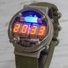 Часы из игры Метро - Nixie clock Metro