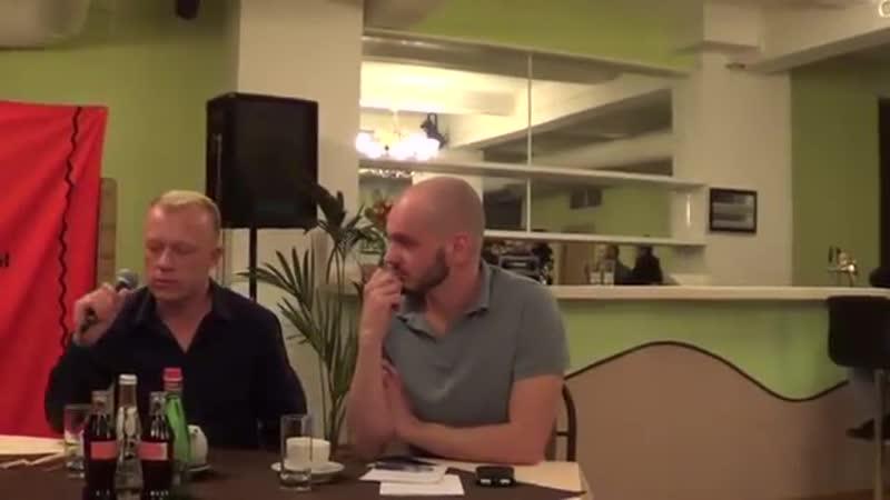 Дебаты в клубе Модус Националисты vs ЛГБТ активисты 24 апреля 2013