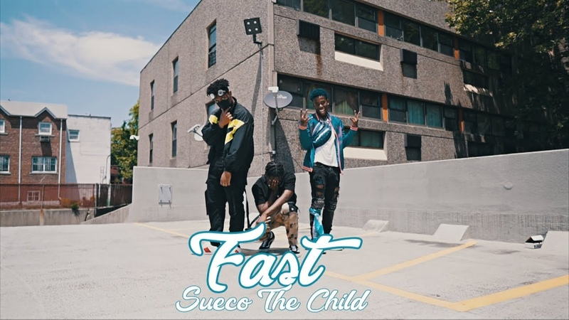 Sueco the Child - Fast | Dance Video