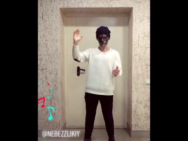 Improvisation by nebezzlikiy bdash just breath dance