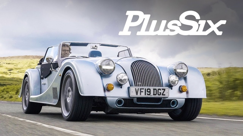 NEW Morgan Plus Six: Road Review Carfection 4K
