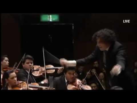 Dudamel SBYO Tchaikovsky Symphony No 5 4th Mvm 1 2