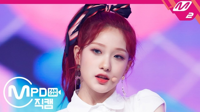[MPD직캠] 프로미스나인 이서연 직캠 4K 'LOVE RUMPUMPUM' (fromis_9 LEE SEO YEON FanCam) | @MCOUNTDOWN_2019.7.18