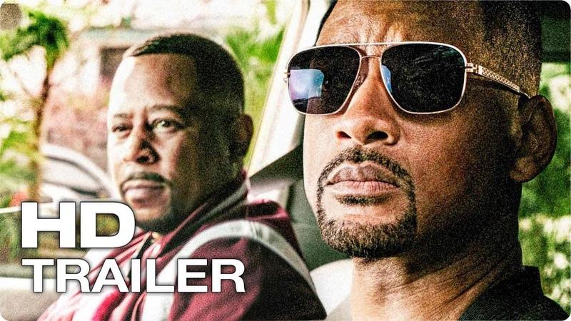 ПЛОХИЕ ПАРНИ 3 Русский Трейлер 1 (2020) Уилл Смит, Мартин Лоуренс Action Movie HD