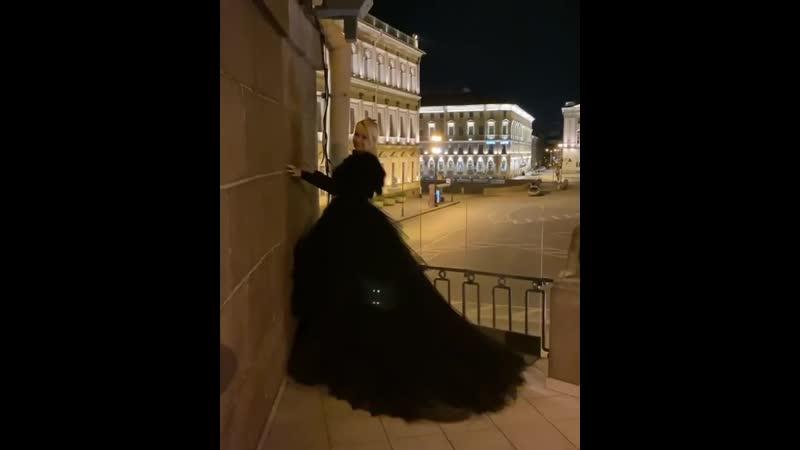 Яна Рудковская в Санкт-Петербурге
