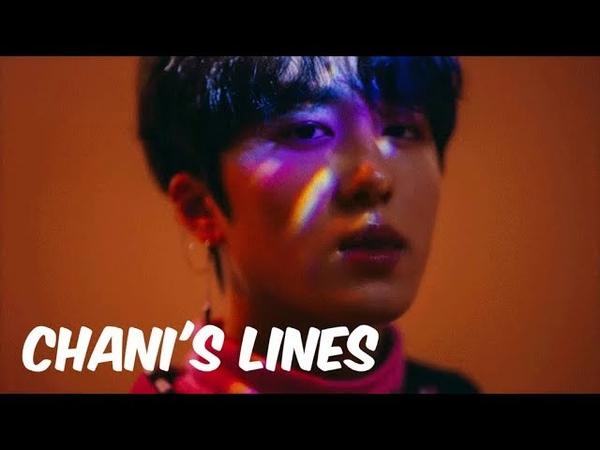 Every sf9 mv but it's only chani's lines