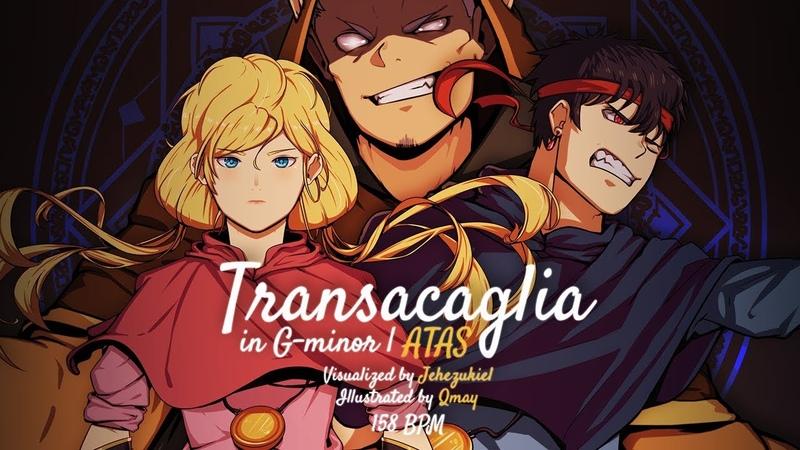 [PUMP IT UP XX] Transacaglia in G-minor(트란사칼리아) S3, S6