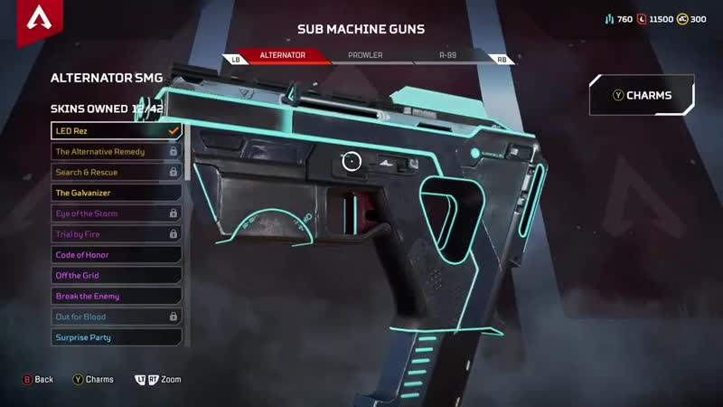 Never noticed before but you can see the grime of fingerprints on certain weapons I think it's a pretty cool attention to deta