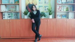 «Таленты Палесся». Краснюк Мария, «Художественное чтение», М. Ю. Лермонтов «Я не унижусь пред тобой»