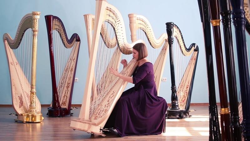 Ami Maayani Toccata for harp solo