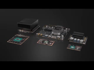 Проекты на NVIDIA JETSON