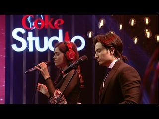 Coke Studio Season 8  Ae Dil  Ali Zafar & Sara Haider