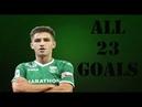 Maryan Shved | All 23 goals for Karpaty