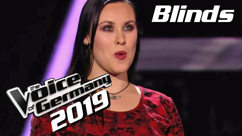 Lamb Of God - Ghost Walking (Stefanie Stuber) | The Voice of Germany 2019 | Blinds
