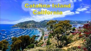 Поездка на Catalina Island, California