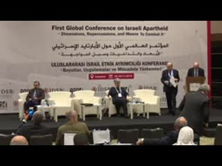 Professor Richard Falk speech at the First Global Conference on Israeli Apartheid ( 144 X 144 ).mp4
