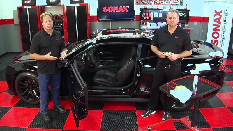 SONAX Upholstery and Alcantara Cleaner