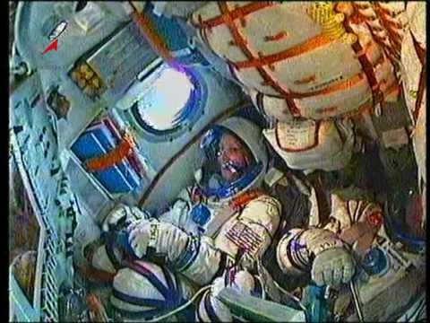 Старт КК Союз ТМА 18 трансляция Spacecraft Soyuz TMA 18 Start