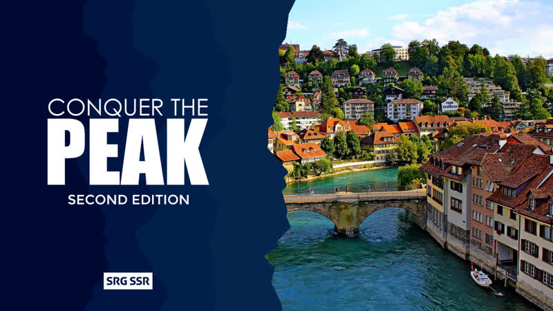 CONQUER THE PEAK second edition promo