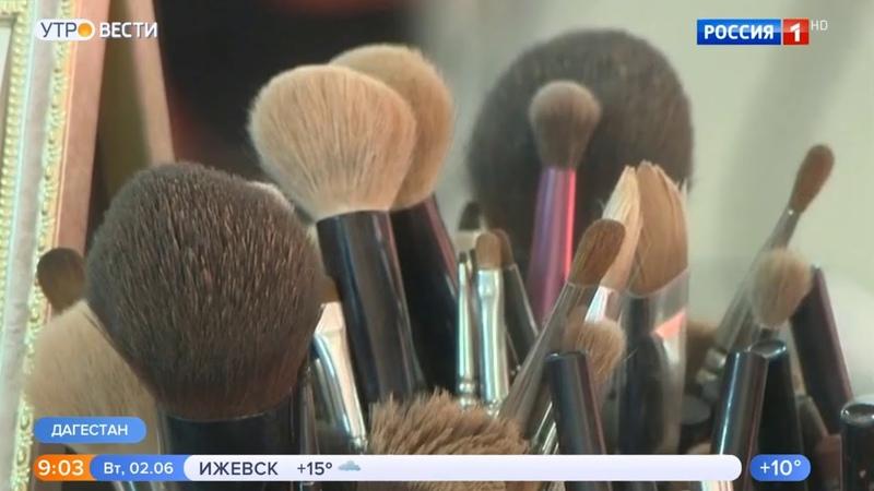 В Дербенте в тестовом режиме открыли парикмахерские и жителям города разрешили прогулки по паркам