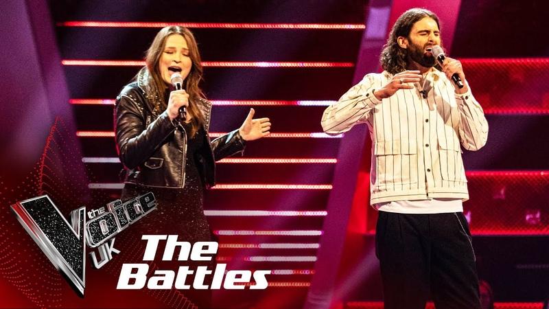 Jonny Brooks VS Lara Anstead Us The Battles The Voice UK 2020