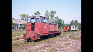 Ryazanovsky narrow gauge railway / Torfbahn Rjasanowsky [2007]