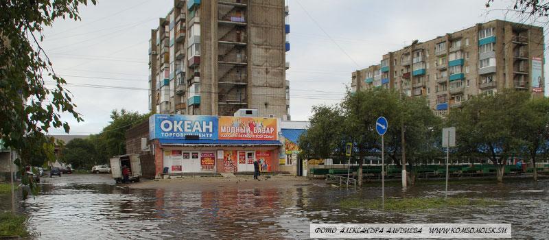 Допрос с пристрастием: Алексей Махинов о наводнениях
